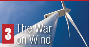 The War on Wind