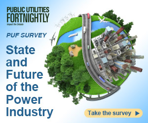 Take the PUF Survey on the State & Future of the Utility Industry