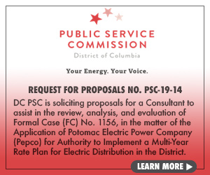 DC PSC RFP Technical Consultant for Formal Case (FC) No. 1156