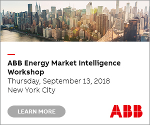 ABB Market Intelligence Workshop September 13, New York