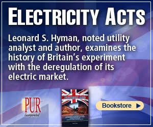 Text on European Deregulation of Utility Market