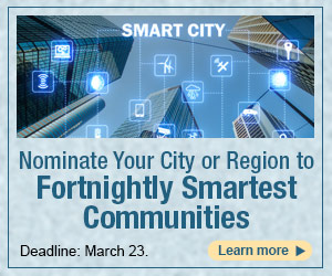 Nominate a Smart City, State or Community