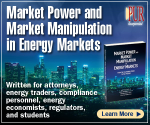 Market Power & Market Manipulation - PUR Books