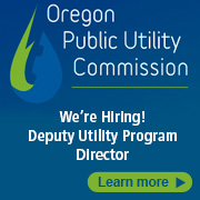 Hiring Deputy Utility Program Direction - OR PUC