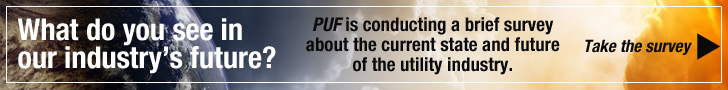 PUF Survey on State of Utility Industry
