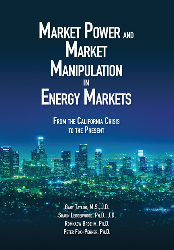 Market Power and Market Manipulation