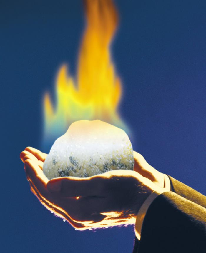 Reversing The Gas Crisis The Methane Hydrate Solution Fortnightly