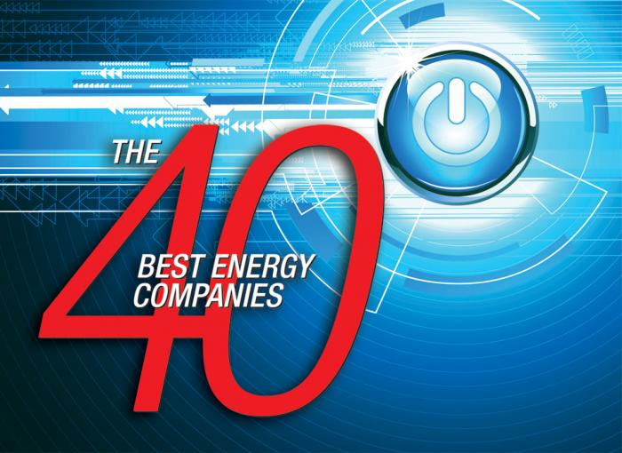 The 40 best energy companies fortnightly for Best energy plans