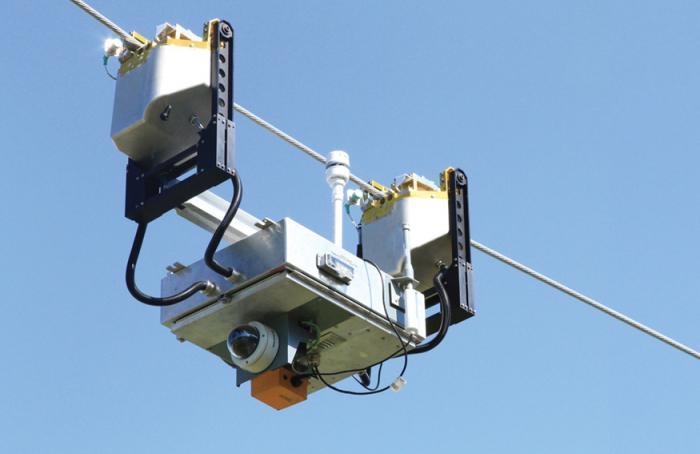 Ti: The Transmission Line Inspection Robot   Fortnightly