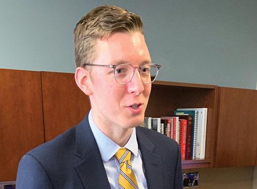 Commissioner David Ober   Fortnightly